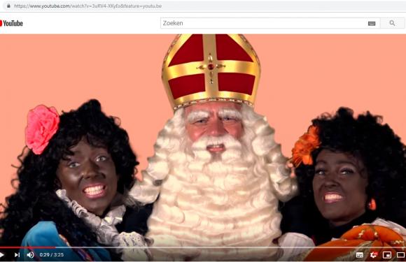 Echte Pieten – De hele boot gaat op en neer (video)