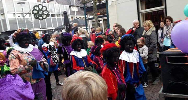 Intocht Sinterklaas én Zwarte Piet op 1600 plaatsen