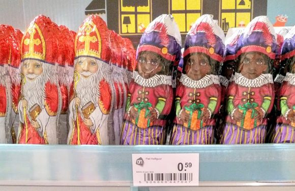 Gewoon bij Albert Heijn: Zwarte Piet!