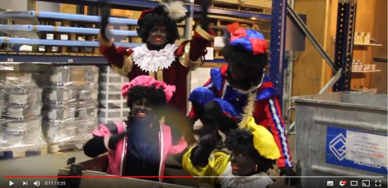 Doneeracties voor behoud Zwarte Piet