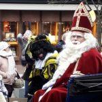 Sint en Zwarte Piet in het land