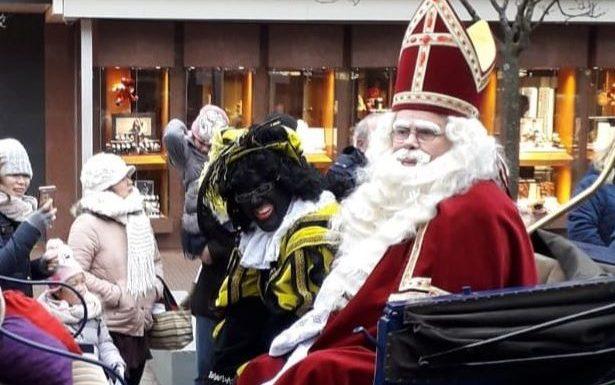 Nederland Feest! Sinterklaas en Zwarte Piet in het land!