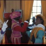 De Staff van Sinterklaas screenshot uit de videoclip van de titelsong