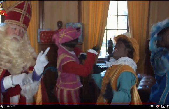 Eerste beelden De Staff van Sinterklaas: de titelsong