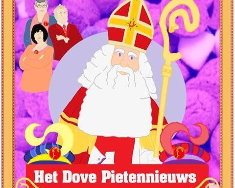 De Dove Pieten terug met eigen Sinterklaasjournaal