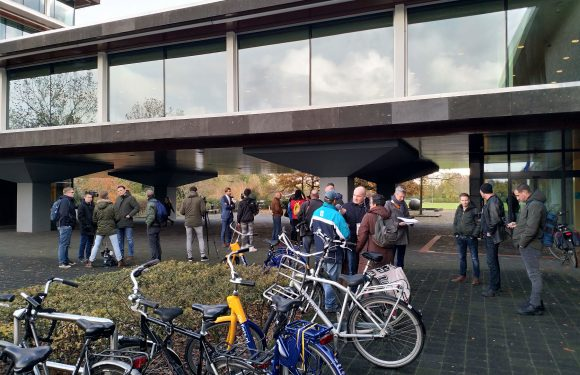 PietenProtest Zwolle zonder Zwarte Piet
