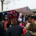 Zwarte Piet bij Pietenfestival Winkelcentrum Colmschate, Deventer