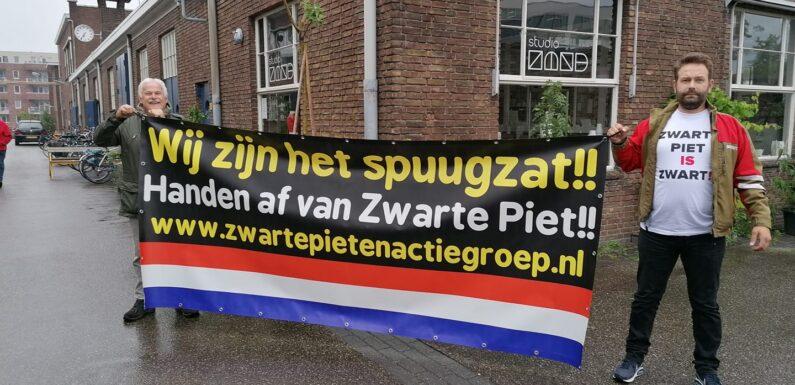 Geen Zwarte Piet bij officiële intocht Amersfoort