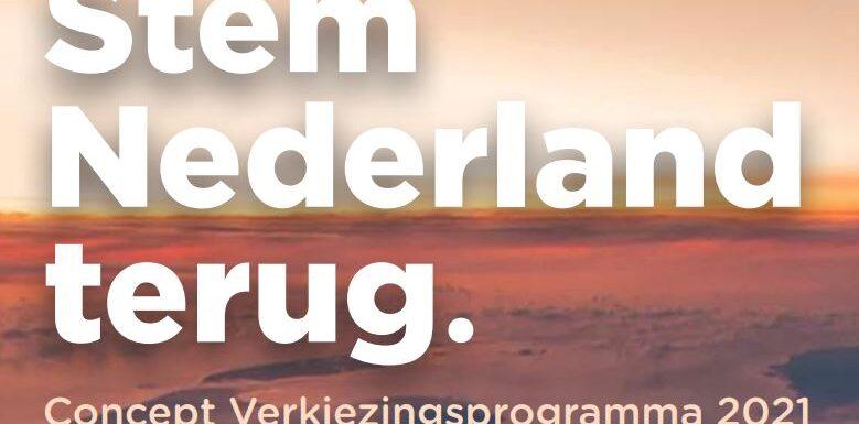 Zwarte Piet expliciet in verkiezingsprogramma FVD